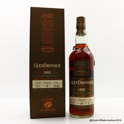 GlenDronach 1992 16 Year Old Single Cask #1140