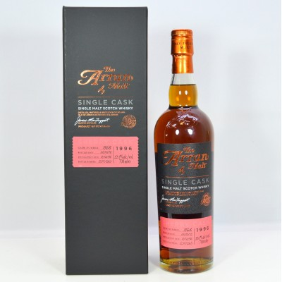 Arran 1996 Sherry Single Cask