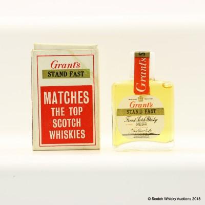 Grant's Stand Fast Mini in Matchbox