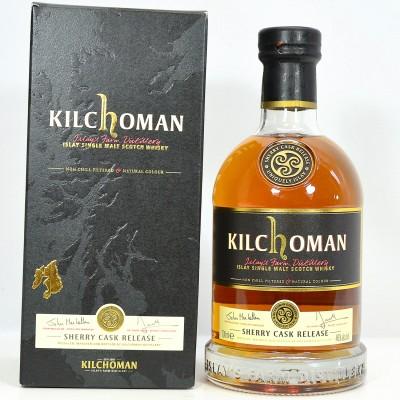 Kilchoman Sherry Cask Release