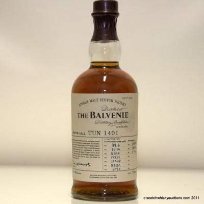 Balvenie Tun 1401 Batch 2