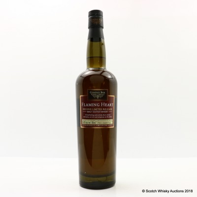 Compass Box Flaming Heart 75cl