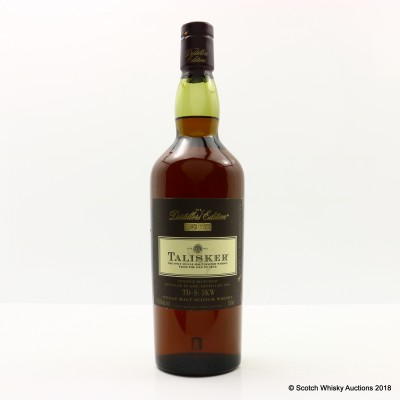 Talisker 1996 Distillers Edition 75cl