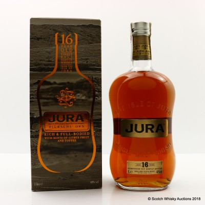 Jura 16 Year Old Diurachs' Own 1L
