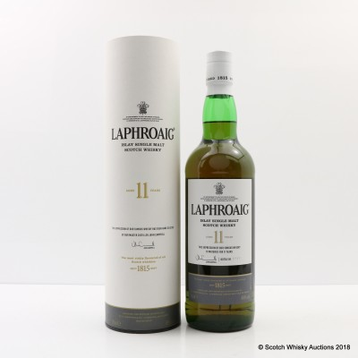 Laphroaig 11 Year Old Amsterdam Airport Exclusive
