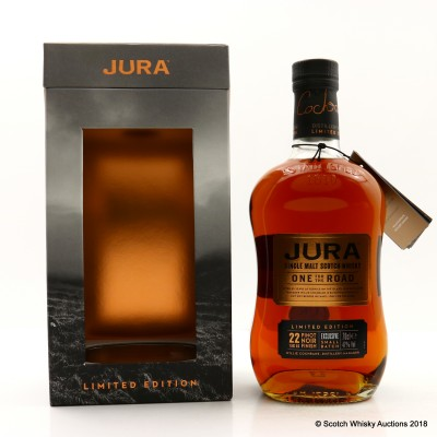 Jura 22 Year Old One For The Road