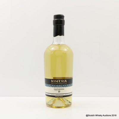 Hampden 2009 8 Year Old Jamaican Rum Kintra