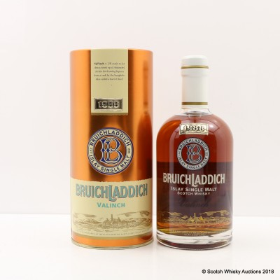 Bruichladdich Valinch 1988 50cl