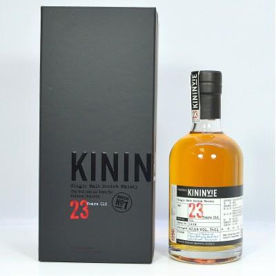 Kininvie 23 Year Old Batch #1 35cl