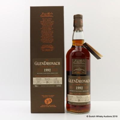 GlenDronach 1992 25 Year Old Single Cask #127