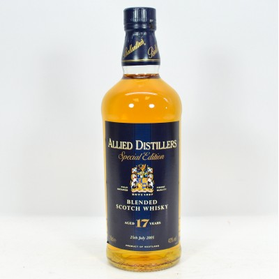 Allied Distillers Special Edition 17 Year Old