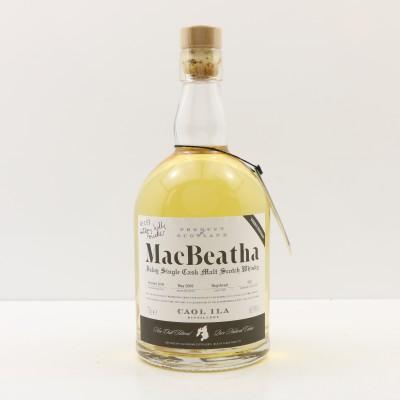 Caol Ila 2000 MacBeatha 3rd Edition