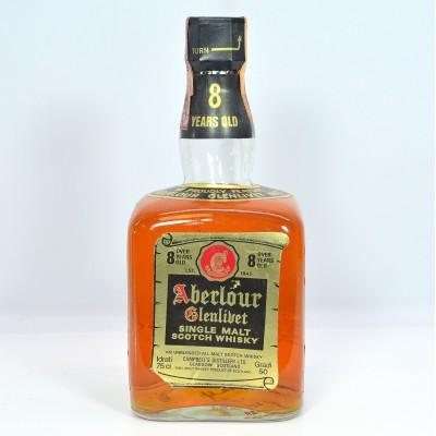 Aberlour-Glenlivet 8 Year Old 75cl