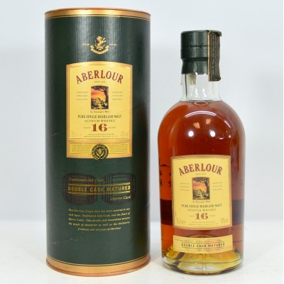 Aberlour Double Cask Matured 16 Year Old