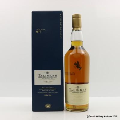 Talisker 175th Anniversary