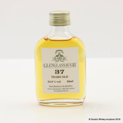 Glenglassaugh 37 Year Old Mini 5cl