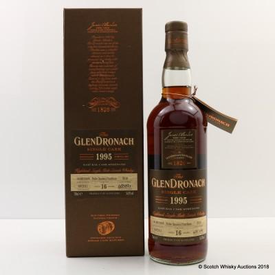 GlenDronach 1995 16 Year Old Single Cask #3510