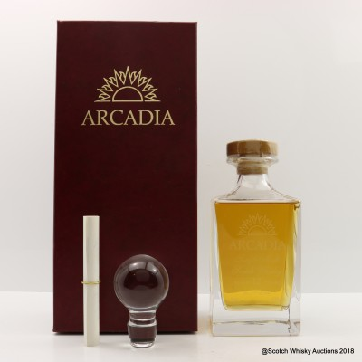 Speyside 12 Year Old Crystal Decanter For Arcadia