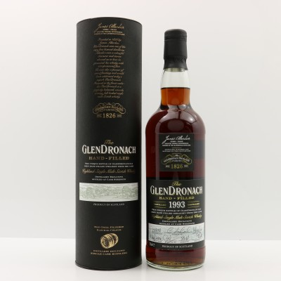 GlenDronach 1993 Hand Filled Cask #474