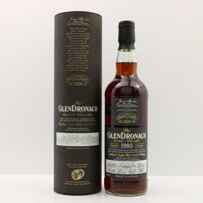 GlenDronach 1993 Hand Filled Cask #1610