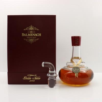 Balmenach Golden Jubilee Decanter 25 Year Old