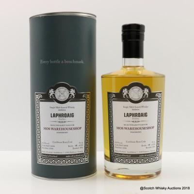 Laphroaig 2006 Rum Cask Bottled For Malts Of Scotland Warehouse Shop