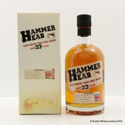 Hammerhead 1989 23 Year Old