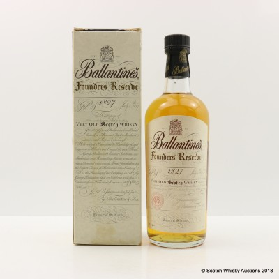 Ballantine's Founder's Reserve 75cl