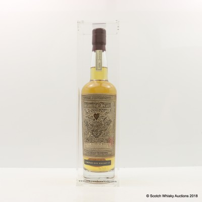 Compass Box Flaming Heart 2010 Release