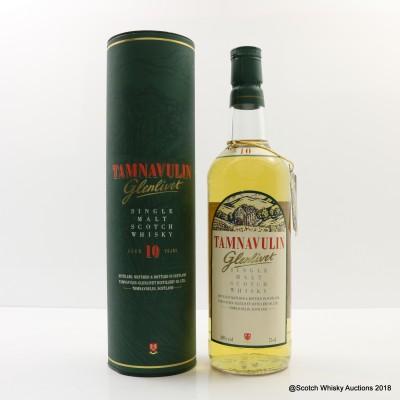 Tamnavulin-Glenlivet 10 Year Old 75cl