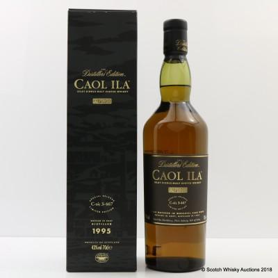 Caol Ila 1995 Distillers Edition