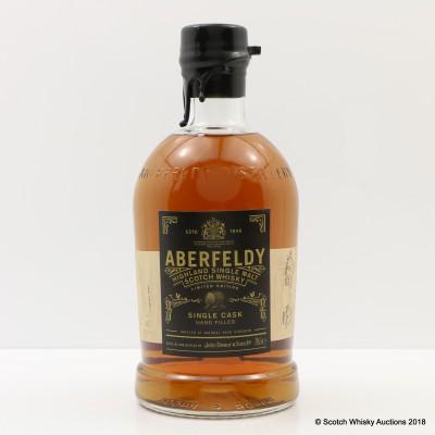 Aberfeldy 1998 Hand Filled Single Cask #135