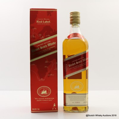 Johnnie Walker Red Label Limited Edition 75cl