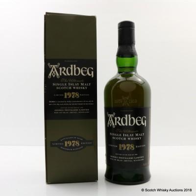 Ardbeg 1978 Limited Edition