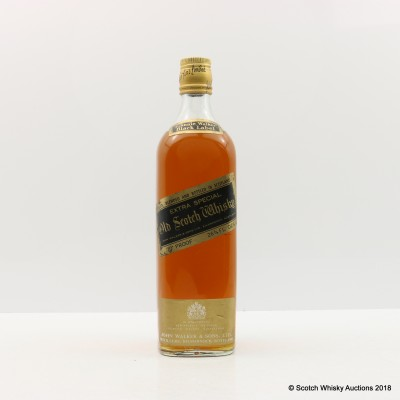 Johnnie Walker Black Label Extra Special 26 2/3 Fl Oz