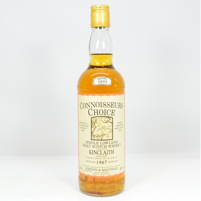 Kinclaith 1967 Connoisseurs Choice