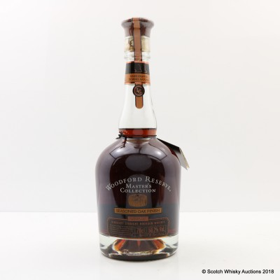 Woodford Reserve Master's Collection Seasoned Oak