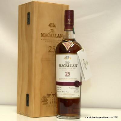Macallan 25