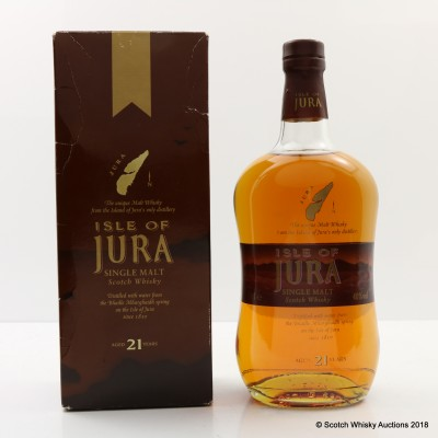 Jura 21 Year Old Old Style