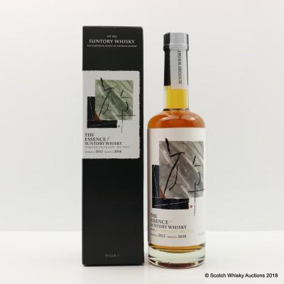 Hakushu 2012 Rye Type Essence of Suntory Whisky 50cl