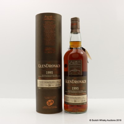 GlenDronach 1995 20 Year Old Single Cask #5270