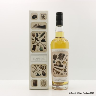 Compass Box Lost Blend 75cl