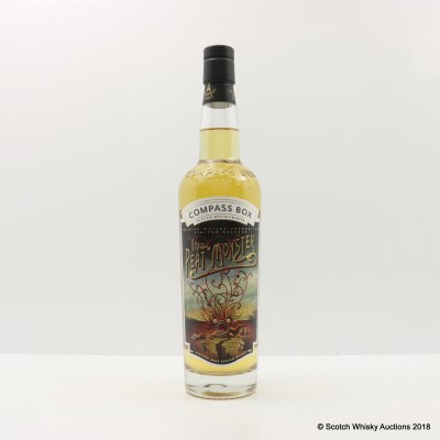 Compass Box Peat Monster For Swedish Whisky Federation