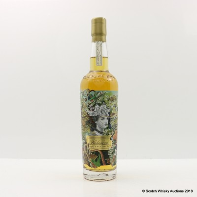 Compass Box Hedonism Quindecimus 15th Anniversary