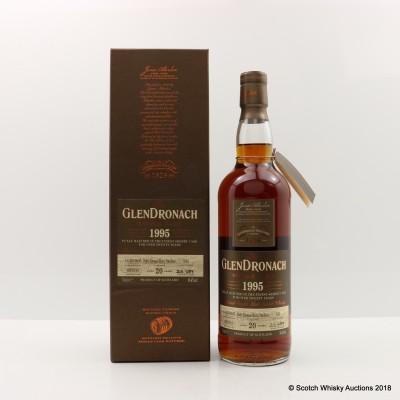 GlenDronach 1995 20 Year Old Single Cask #543