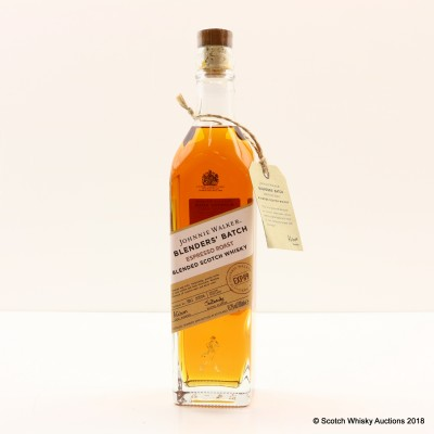 Johnnie Walker Blenders' Batch #9 Espresso Roast 50cl