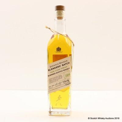 Johnnie Walker Blenders' Batch #8 Rum Cask Finish 50cl