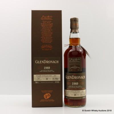 GlenDronach 1989 28 Year Old Single Cask #5476