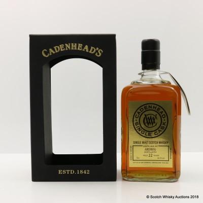 Ardbeg 1993 22 Year Old Cadenhead's