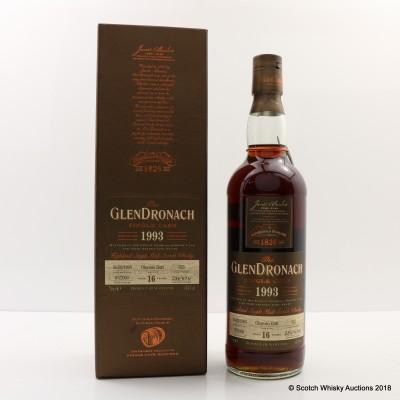 GlenDronach 1993 16 Year Old Single Cask #523